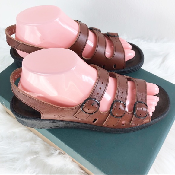 Clarks Springers Sandals Sunbeat Size 8